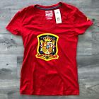 Womens Adidas Spain Red National Team World Cup 2018 Soccer
