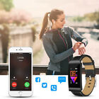 Bluetooth Smart Watch Activity Tracker Blood Pressure Oxygen Heart Rate Bracelet