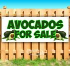 AVOCADOS FOR SALE Advertising Vinyl Banner Droop Sign Many Sizes