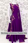 Indian Bollywood Ethnic Salwar Kameez Designer Anarkali Suit &Traditional Suit t
