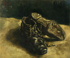 Vincent van Gogh, A Pair of Shoes, 1887, Hand Painted Canvas Oil Painting