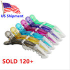 Внешний вид - O10PC Women Salon Hair Clips Styling Alligator Hairpins hairgrip US STOCK