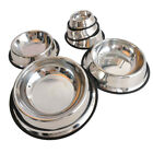 [EL] New Stainless Steel Pet Dog Cat Puppy Travel Feeding Feeder Food Bowl