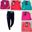 Внешний вид - UNDER ARMOUR UA Coldgear Logo Tech Loose Joggers Pants Fleece Jogger S M L XL