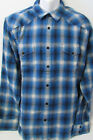 NWT Lucky Brand Plaid Classic Fleece Woodcutter Work Shirt Size XXL