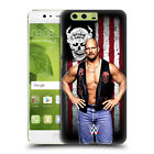 OFFICIAL WWE AMERICAN FLAG SUPERSTARS HARD BACK CASE FOR HUAWEI PHONES 1