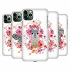 OFFICIAL MONIKA STRIGEL ANIMALS AND FLOWERS BACK CASE FOR APPLE iPHONE PHONES