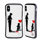 OFFICIAL BRANDALISED STREET GRAPHICS HYBRID CASE FOR APPLE iPHONES PHONES