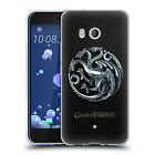 OFFICIAL HBO GAME OF THRONES SIGILS SOFT GEL CASE FOR HTC PHONES 1