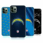 OFFICIAL NFL 2017/18 LOS ANGELES CHARGERS SOFT GEL CASE FOR APPLE iPHONE PHONES $16.36 USD on eBay