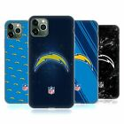 OFFICIAL NFL 2017/18 LOS ANGELES CHARGERS SOFT GEL CASE FOR APPLE iPHONE PHONES $16.95 USD on eBay