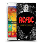 OFFICIAL AC/DC ACDC LOGO HARD BACK CASE FOR SAMSUNG PHONES 2