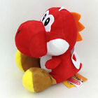 "Super Mario Brothers Yoshi Plush 6"" Dolls 9 Colors Available"