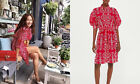 ZARA WOMAN TUNIKA KLEID POPELIN STICKEREI CUT WORK DRESS TUNIC EMBROIDERED