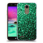 OFFICIAL PLDESIGN GLITTER SPARKLES HARD BACK CASE FOR LG PHONES 1