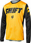 Shift Racing Youth Yellow/Black White Label Ninety Seven Dirt Bike Jersey ATV MX