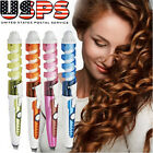 Electric Hair Curler Spiral Curling Iron Wand Roller Pro Wave Curl Machine Tools $14.99 USD on eBay
