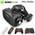 3d Virtual Reality Goggles Glasses Headset Box Goggle Iphone Android Technic New