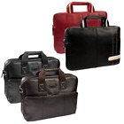Krusell Slim & Sleek Briefcase Designed for upto 16-inch Laptop, Strong Zipper
