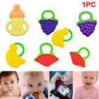 Внешний вид - Kid Baby Infant Toddler Rattles Biting Teething Teether Safety Ring Silicone Toy