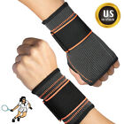 Wrist Brace Hand Support Sport Adjustable Sleeve Compression Glove Pain Relief