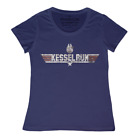 Ladies Star Wars Han Solo Kessel Run CHEWBACCA Wing Woman T Shirt IX Jedi SITH $18.09 USD on eBay