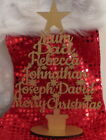 Personalised+Family+Names+Christmas+Tree+%7E+Free+Standing+or+Wall+Plaque+Sign