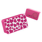 Trendz Portable Mini Speaker for iPhone/iPad/iPod/MP3 Player/Laptop Cute Design