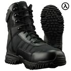 ALTAMA VENGEANCE SR 8 SIDE ZIP TACTICAL BOOTS 305301 BLACK  ALL SIZES NEW