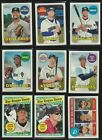 2018 TOPPS HERITAGE MINOR LEAGUE - GLOSSY FRONT PARALLEL - WHO DO YOU NEED!!!