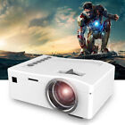4000 Lumens 1080P 3D Mini Projector Home Theater LED Multimedia HDMI VGA USB USA