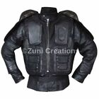 Karl Urban Judge Dredd Movie Armour costume and Jacket With Armour Film Based