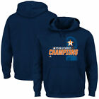 Houston Astros Pullover 2017 World Series Champions Hooded Hoodie FREE PRIORITY