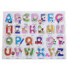 Wooden Animal Letter Puzzle Jigsaw Early Learning Baby Kids Educational Toys UK <br/> 4000+ Sold ◇ 8 Types ◇ Best Toy ◇ UK Stock ◇ Fast Post