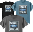 Ford T-shirts Men's Mustang Trucks Shelby Mopar Racing Decal Auto Gifts for Men