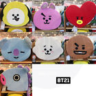 BTS BT21 Official Authentic Goods Sitting Cushion 7Characters / Tracking Number