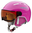 Head Maja Visor ski Snowboard Winter Sports Helmet with lens / visor Pink  new