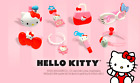 Внешний вид - 2018 McDonalds Hello Kitty Happy Meal SEALED Toys Pick Your Toy!