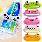 Kyпить Bathroom Home Rolling Tube Holder Squeezer Easy Cartoon Toothpaste Dispenser  на еВаy.соm