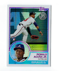 1983 Chrome Silver Pack Refractor Complete Your Set 2018 Topps Update You Pick U