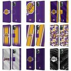 OFFICIAL NBA LOS ANGELES LAKERS LEATHER BOOK WALLET CASE FOR APPLE iPHONE PHONES on eBay