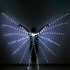 Belly Dance LED Isis Wings Dance Props Adults Belly Dancing Wings With Stick
