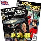 Star Trek The Next Generation TNG DC Comics Vol 2 1989-1996 Bagged and Boarded on eBay
