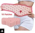 LOLO Change Patch 10pcs Abdomen & Side Beauty Body Care Thermo Therapy Slim Diet