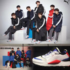 BTS PUMA RS-0 SOUND 36689001 01 White-Dazzling Blue-High Risk Red