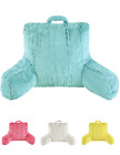 Rhonda Overfilled Premium Plush Ultra Soft Bed Rest Pillow - Assorted Colors