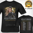 Kelly Clarkson Meaning of Life Tour Dates 2019 T SHIRT S-3XL MENS image