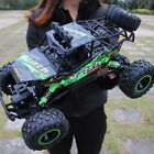 USB RC Car 1:12 4WD 2.4G Radio Control Monster Truck Buggy Off-Road Toy Electric