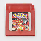 Game Cards Carts For Pokemon GBC Game Color Version Boy Xmas Gift USA NEW NW