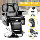 Hydraulic Barber Chair Salon Spa Shampoo Beauty Styling All Purpose Equipment